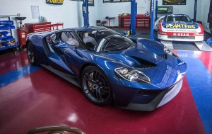 2017 Ford GT featured in Forza 6