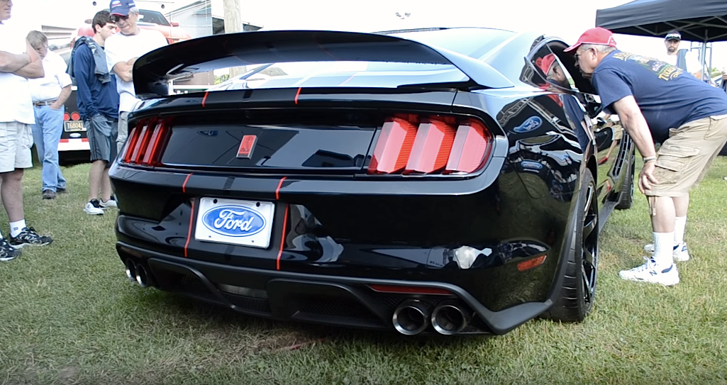 The 2016 Mustang Exhaust System in All Its Glory