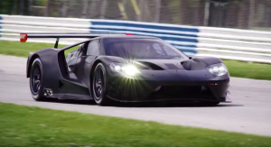 2017 Ford Gt Racecar at Sebring