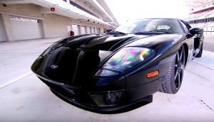 Epic Gas Monkey Ford GT Hits the Track