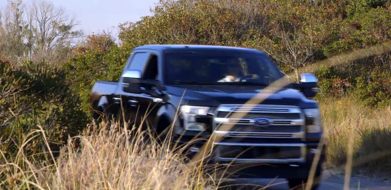 Bloomberg tests new Ford F-150, concludes it's a whole lot of awesome