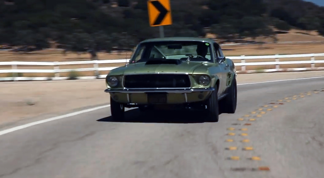 All Business: 1967 California Drag 'Stang