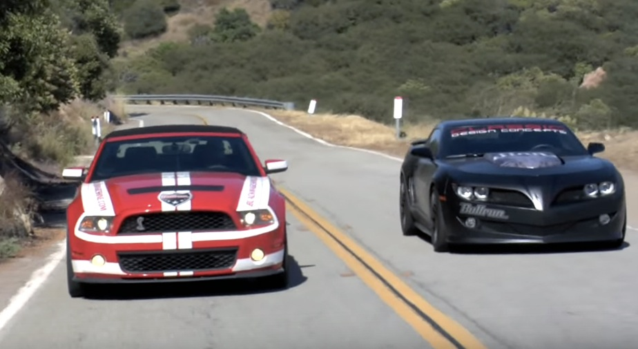 Flashback: Smoking Tire pits Shelby GT500 vs. Camaro Firebreather
