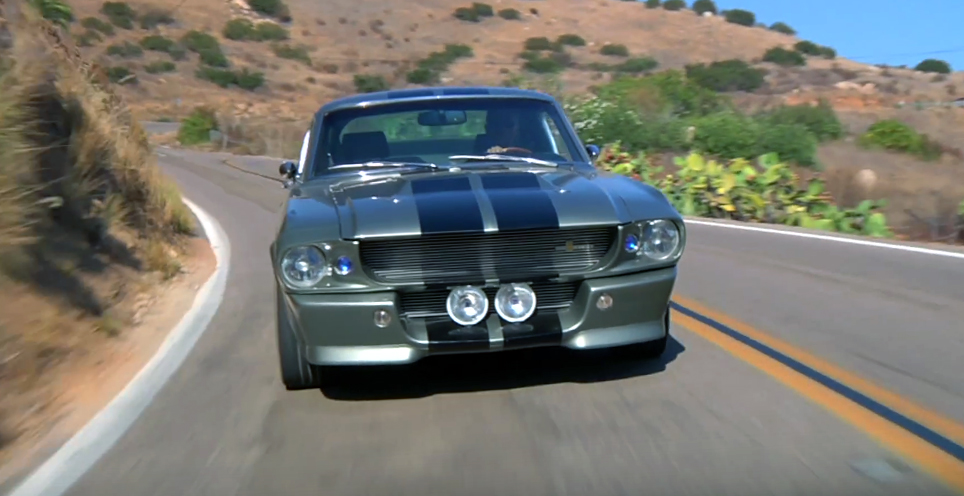 1967 GT500 Eleanor: Re-imagining a Classic