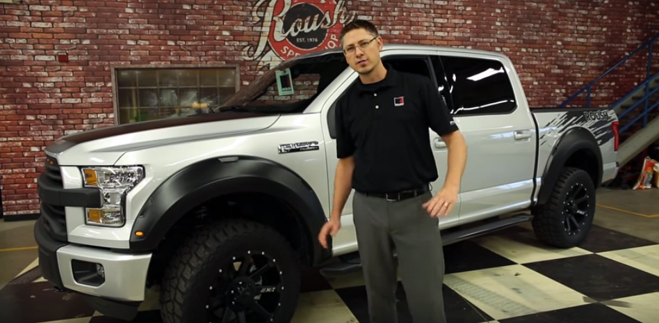 2015 ROUSH F-150: A Closer Look