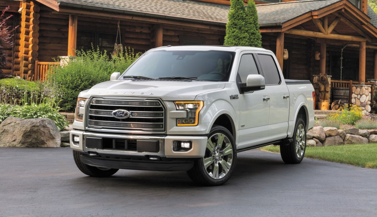 KBB names Ford F-150 best truck buy for second consecutive year