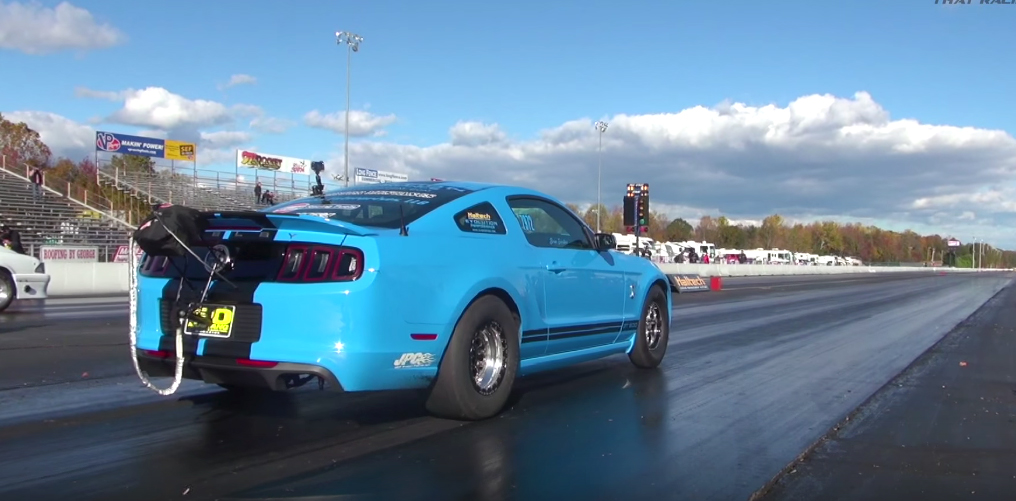 2000horsepower turbo Shelby is too scary for the devil  Coolfords