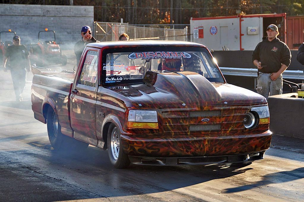 Stock to Seven Seconds: flamed-out Ford Lightning packs 2,400+ horsepower