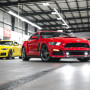 Go behind the scenes at Roush Performance Vehicles