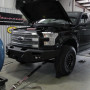 Hennessey VelociRaptor 700 goes on a dyno rampage
