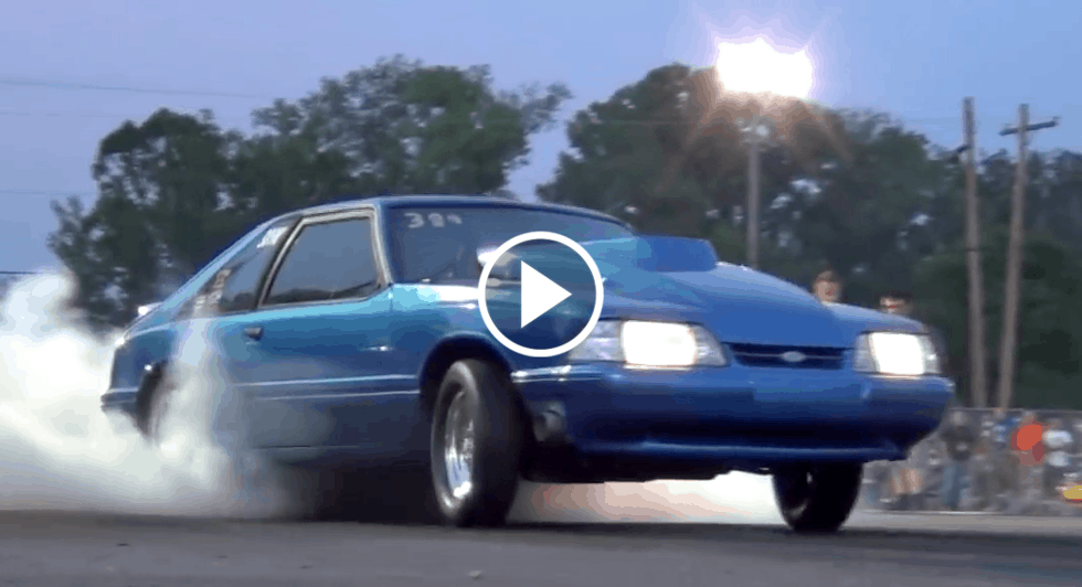 Ford F 150 Shelby >> Nitrous Fox-Body Mustangs have a grudge on the dragstrip - Coolfords