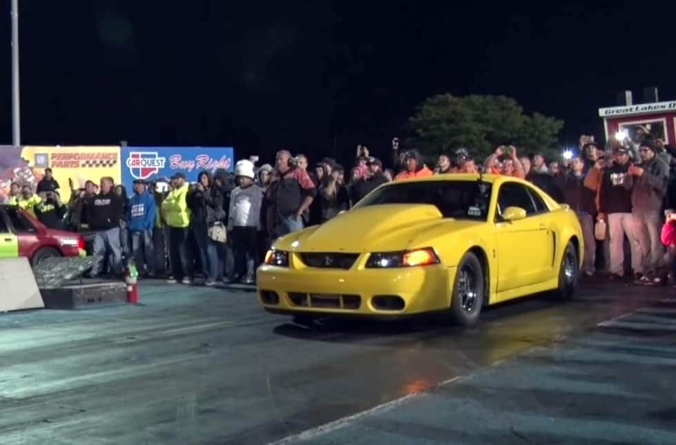 """BoostedGT"" tears it up with an 88mm turbo"