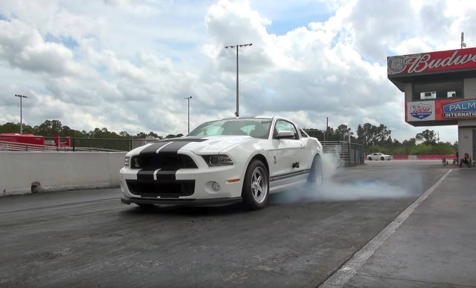 Lethal Performance's 2013 Shelby GT500 doesn't need nitrous to go like hell