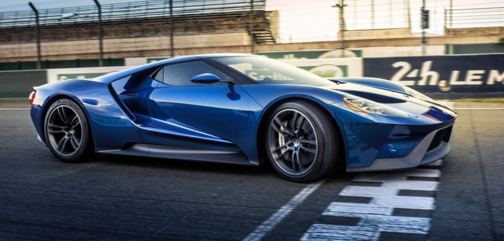 Build the 2017 Ford GT of your dreams