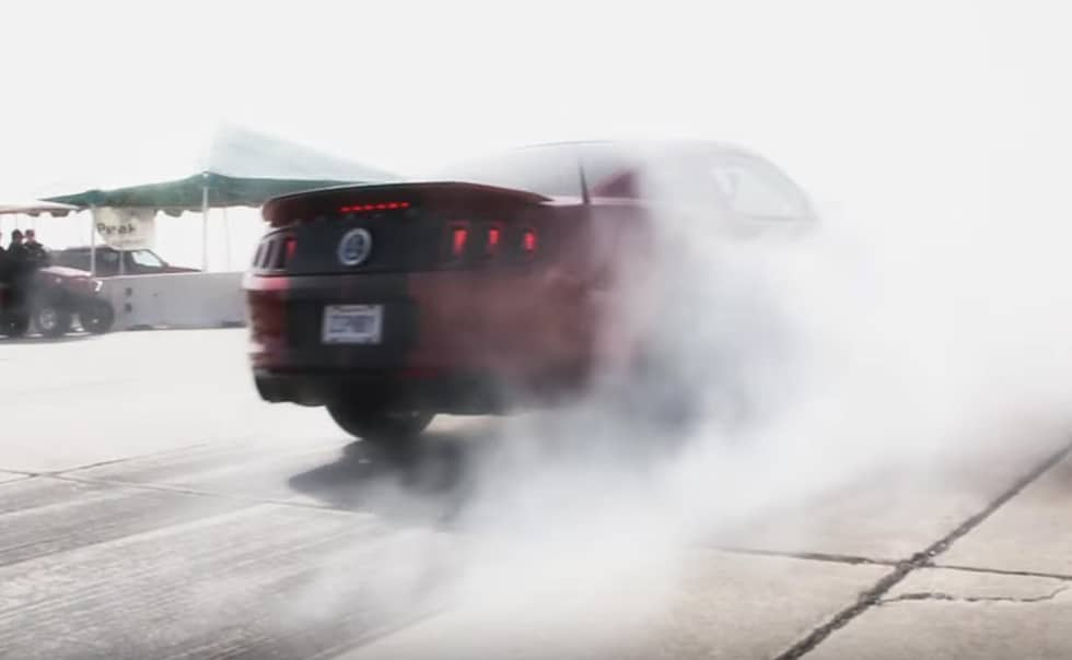 A Texas Mile success story: Tuned GT500 nearly hits 200mph