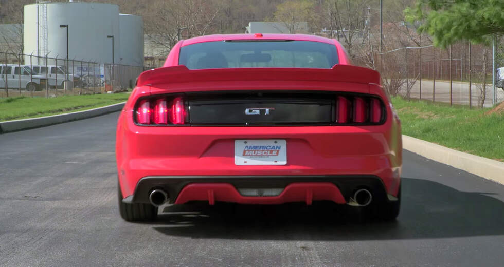 Hear a Hurst Exhaust Rumble On This New Mustang