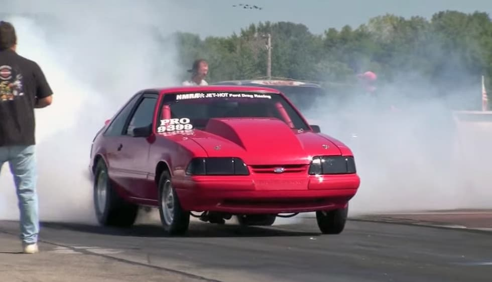 Reese's big-block Mustang is an all-motor beauty