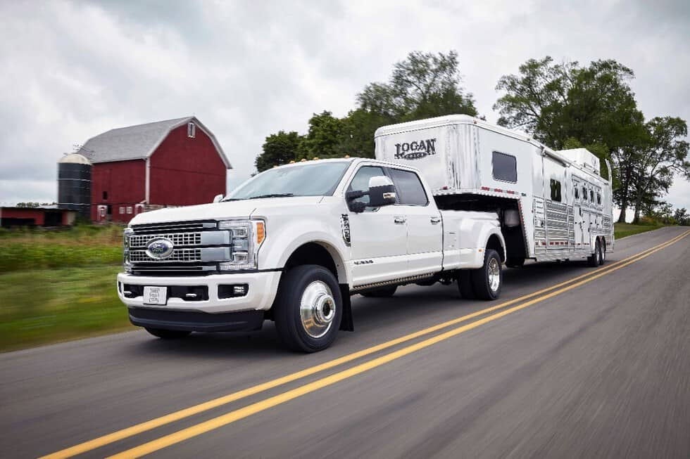 Ford Reveals Most Potent F-Series Super Duty To Date