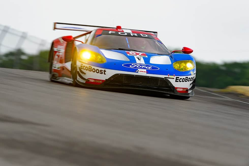 Take a Lap of Road America in the Ford GT