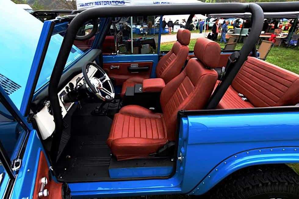 1976 Ford Bronco restomod