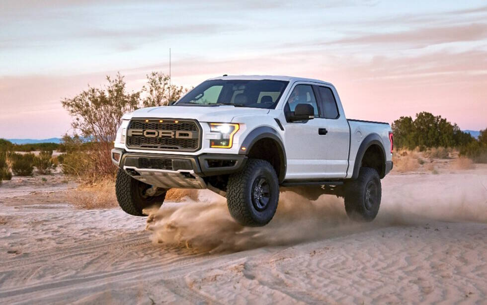 Geek out on how Ford boosts off-road performance of new Raptor