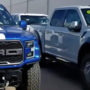 Feast your eyes on hundreds of new Ford Raptors