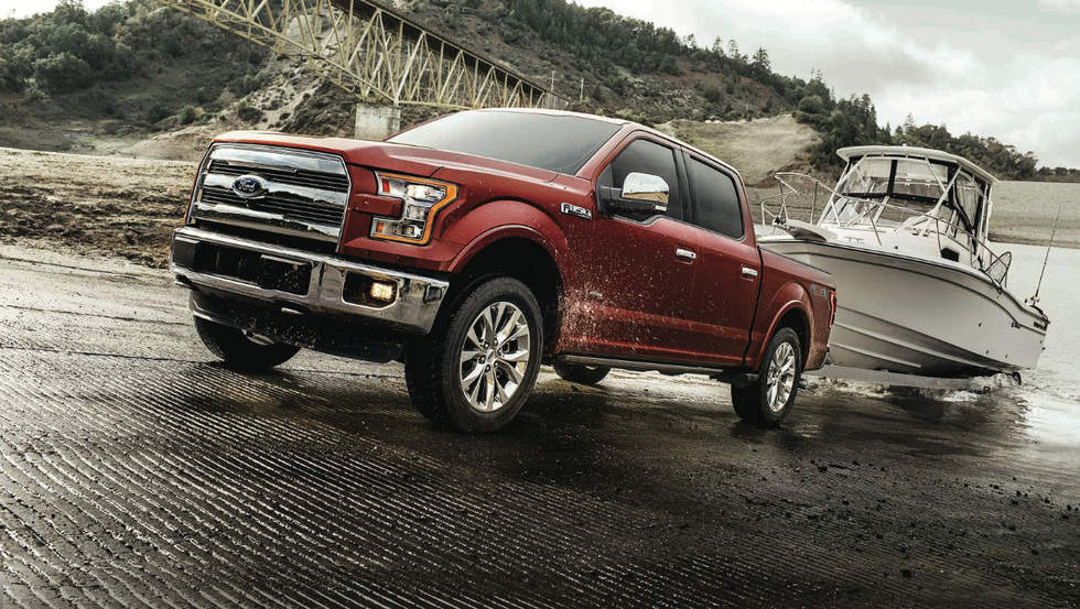 "2017 Ford F-150 tapped ""Best Buy"" from Kelley Blue Book"