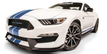 Two Supercharged Shelbys Headline the 2017 Mustang Dream Giveaway