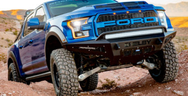 Meet the 525 horsepower Shelby Baja Ford F-150 Raptor