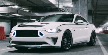 AmericanMuscle.com and RTR Team up to Giveaway One Special 2018 Ford Mustang