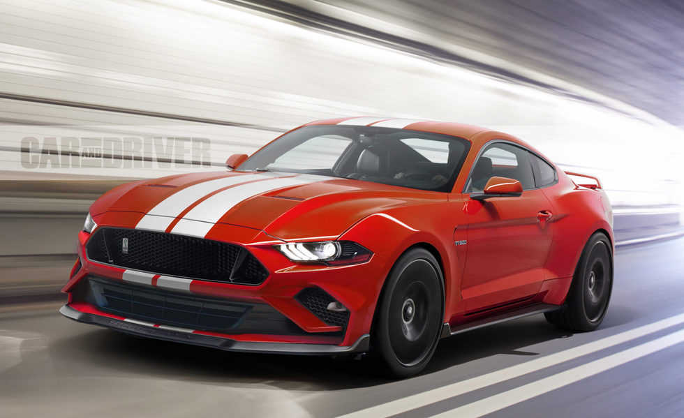 Confirmed: 2019 Ford Mustang GT500 to feature 5.2-liter supercharged V8