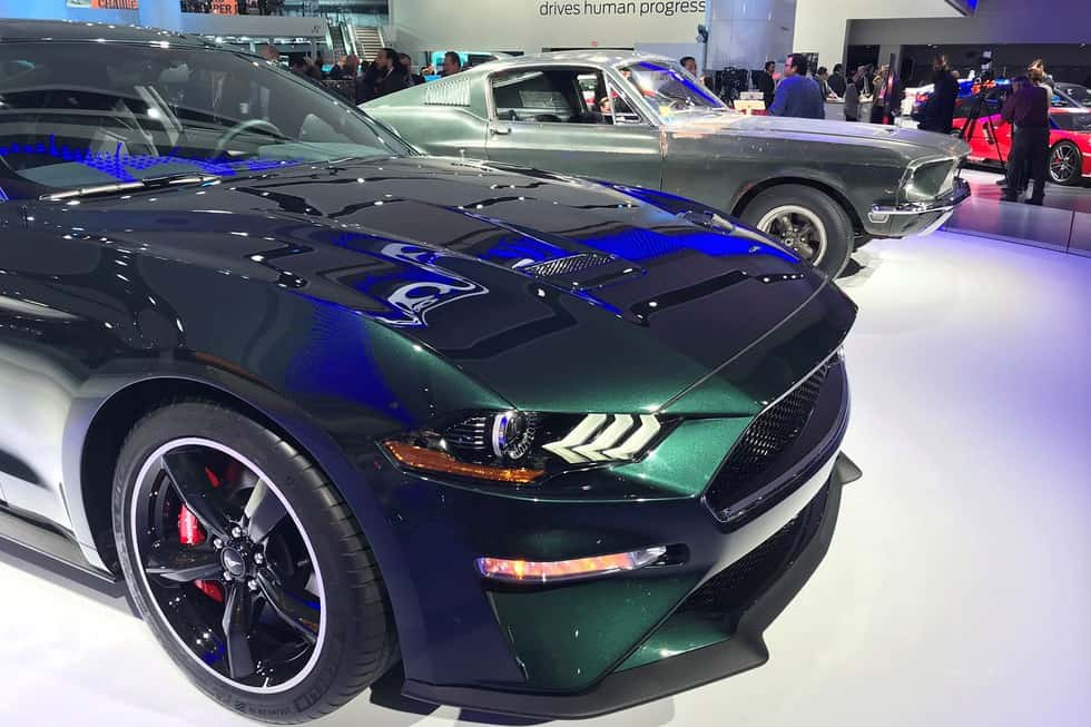 2019 Ford Mustang Bullitt Revealed and it's Awesome