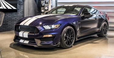2019 Mustang Shelby GT350 Gets Sharper
