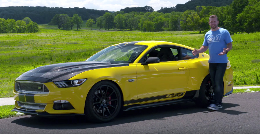 Quick Drive: American Muscle tests the new Shelby GT