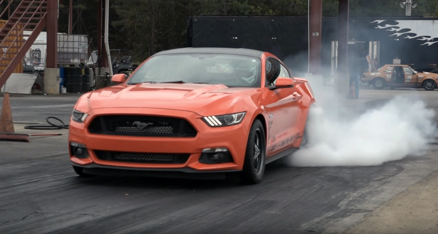 Hellion's 1,000 horsepower, twin-turbo 2015 Mustang hits the dyno