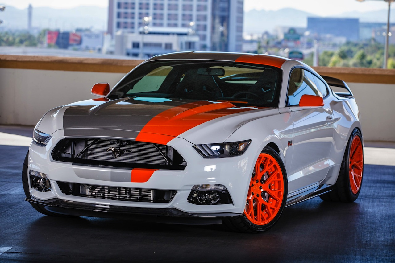 "Triple play: Ford Mustang, Focus, and F-Series sweep SEMA 2015 ""Hottest"" awards"