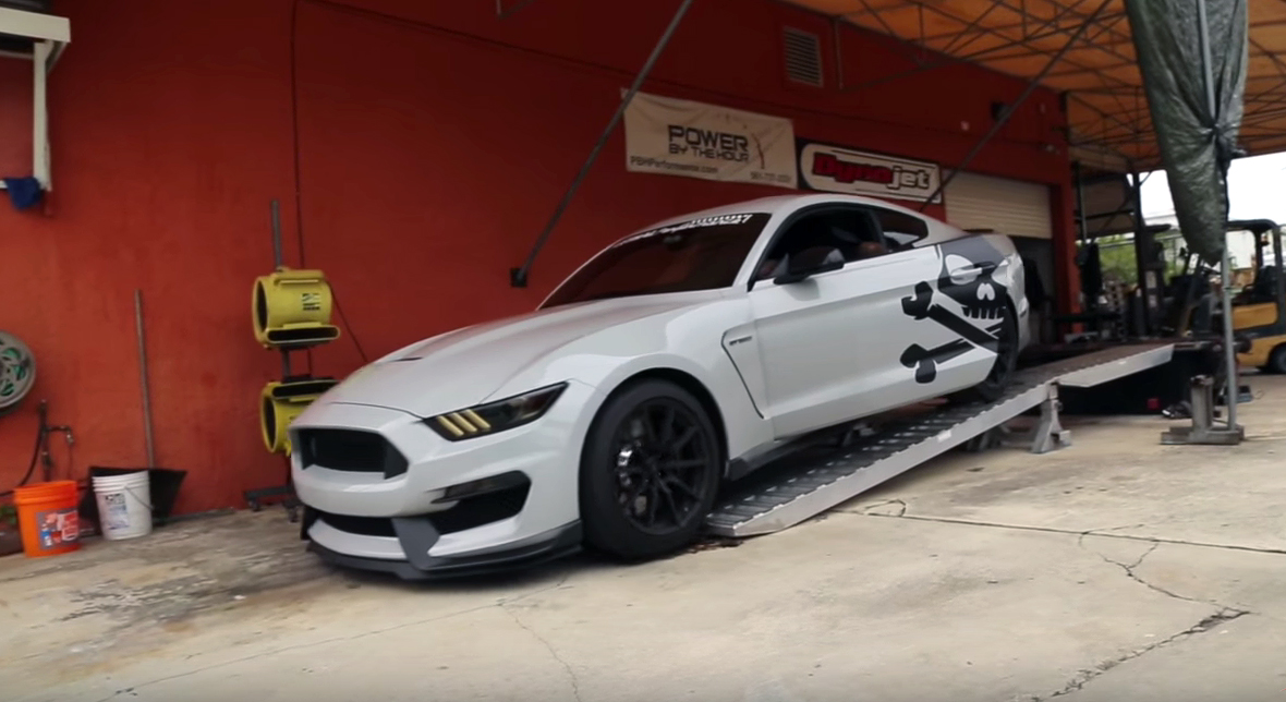 Lethal Performance bolt-ons bring Shelby GT350 to the 500rwhp mark