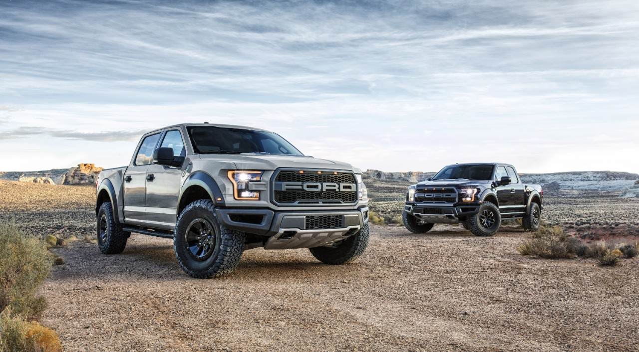 2017 Ford F-150 Raptor gains SuperCrew model