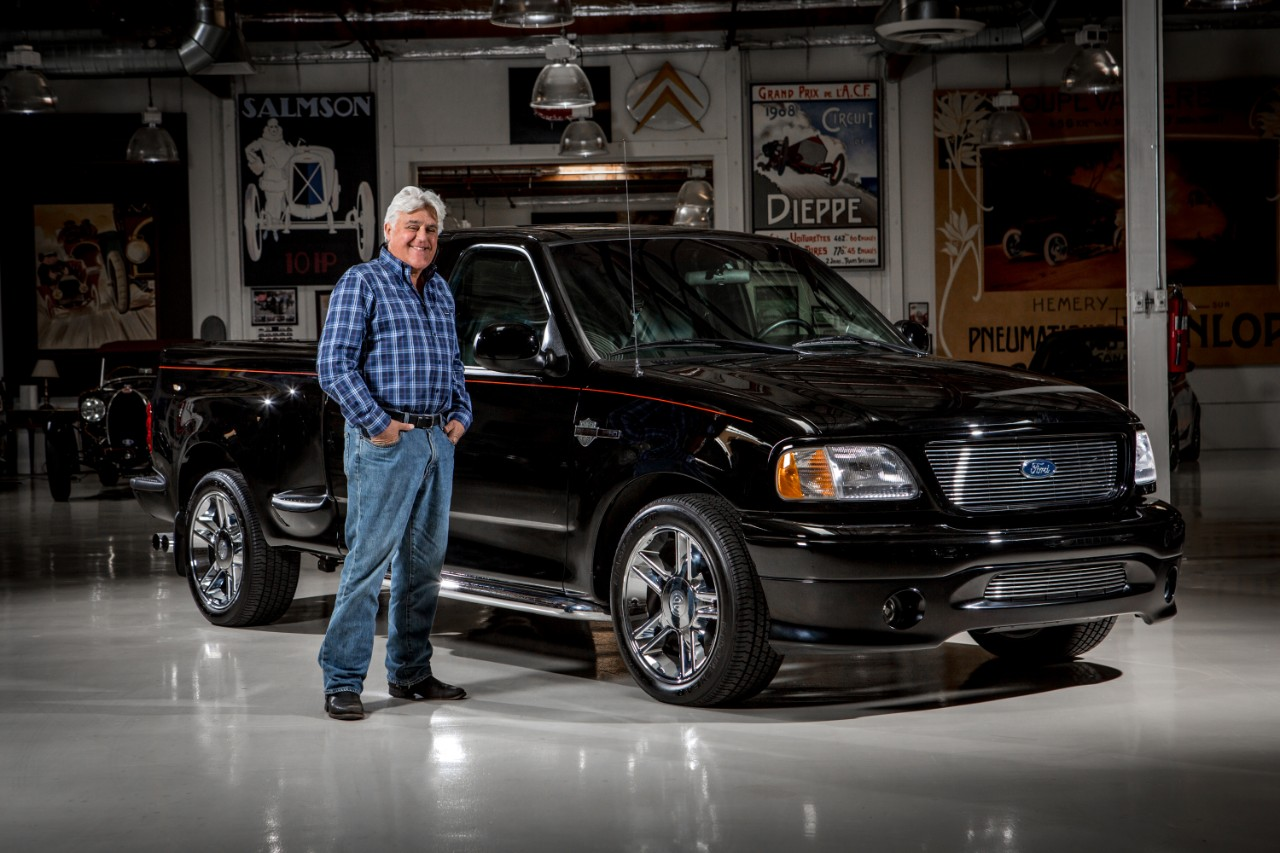 Jay Leno and Ford team up to benefit National Multiple Sclerosis Society