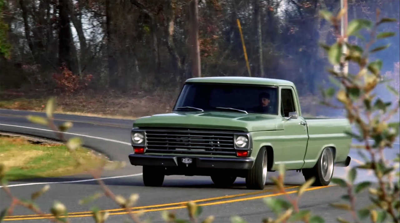 Wake Up With Kc Mathieu And His Frankenstein Ford
