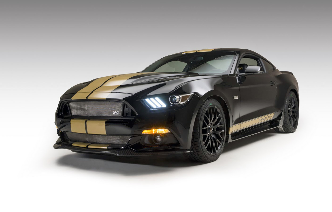 New Ford Shelby GT-H Mustang is the rental car you've been dreaming about