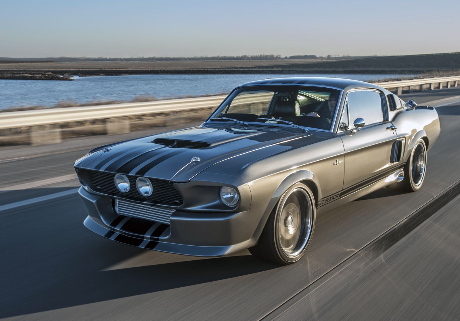 Classic Recreations builds the perfect 800-horsepower Eleanor