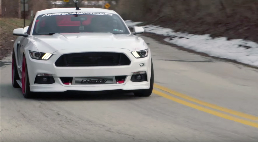 Watch an EcoBoost Mustang gain 110 horsepower