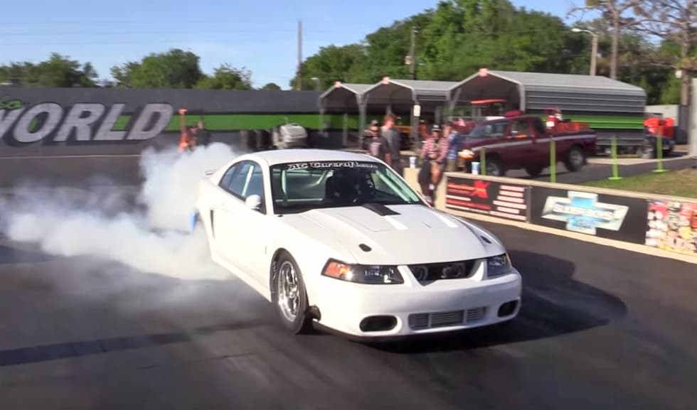 Twin-turbo Cobra is as Pure as The Driven Snow