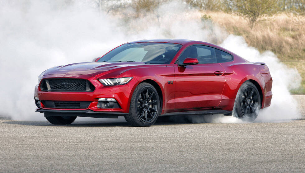 Ford Mustang Continues To Outsell Chevy Camaro, Dodge Challenger