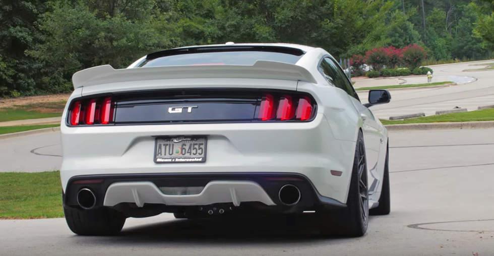 Ford Mustang Nemesis 5.0