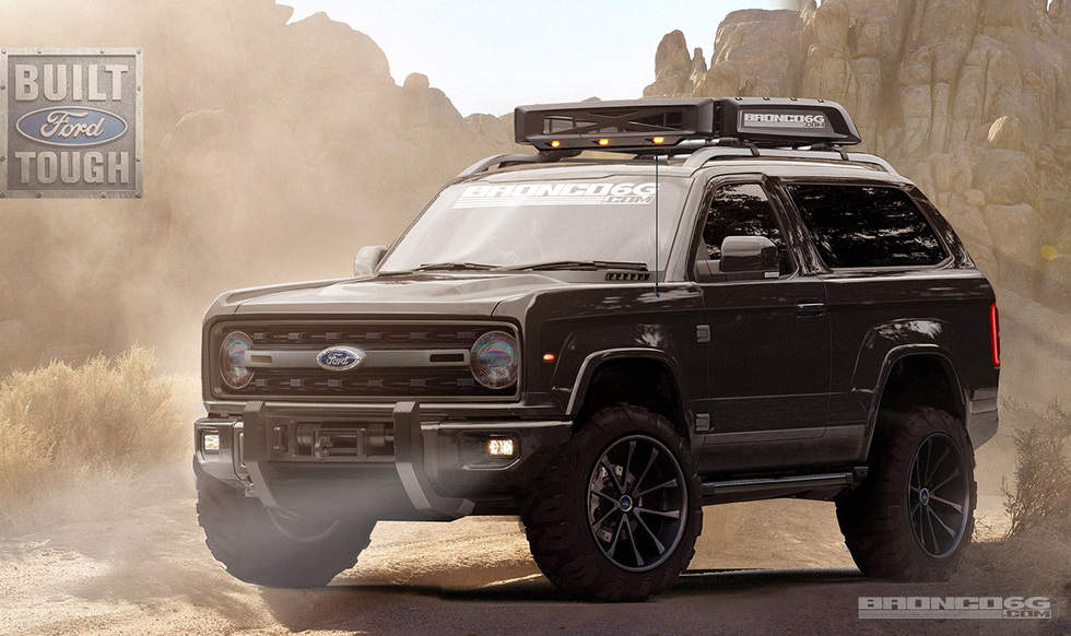 Bronco & Ranger return confirmed, will be made in Michigan