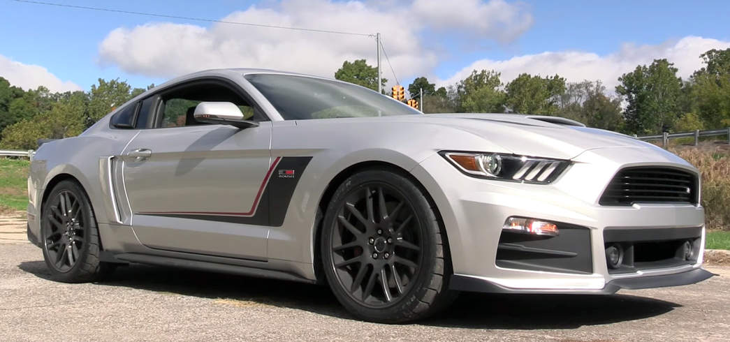 Take an in-depth tour of the 2017 ROUSH Stage 3 Mustang