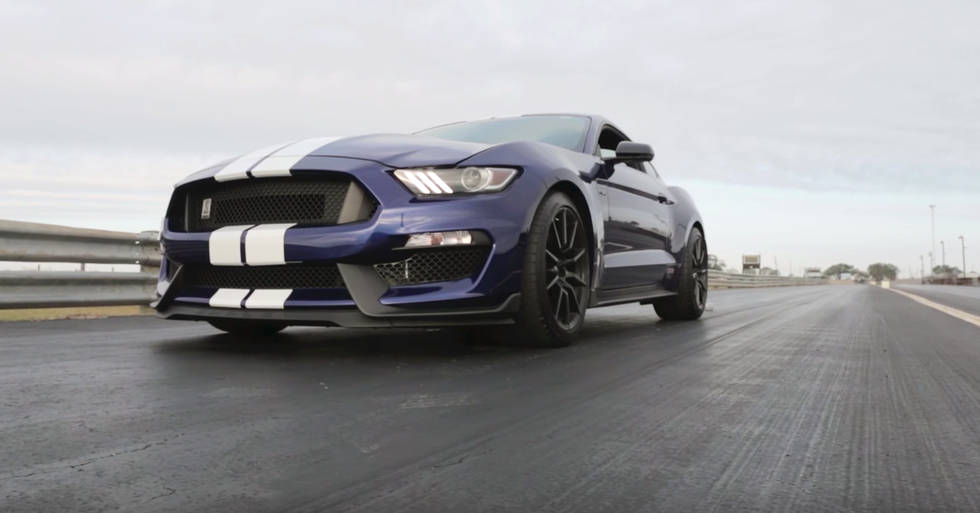 Hennessey's supercharged Shelby GT350 is packing 800+ Horsepower