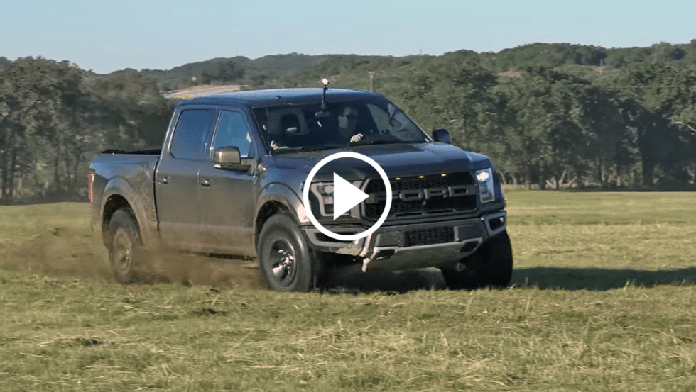Hammer down with the 2017 Ford F-150 Raptor - Coolfords